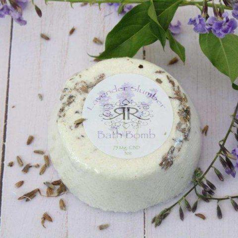 Lavender Slumber Bath Bomb
