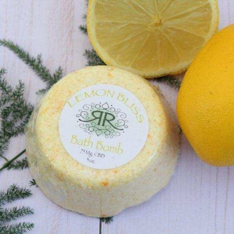 Lemon Bliss Bath Bomb