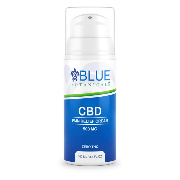 BB CBD Pain Relief Cream - 500mg