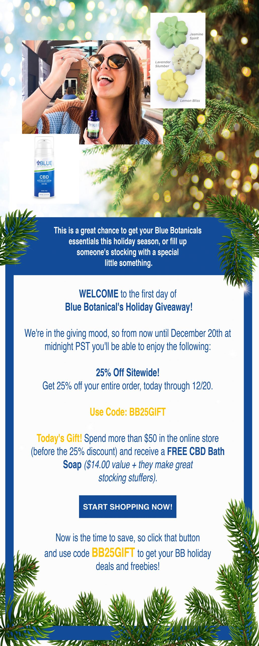 BB Holiday Giveaway