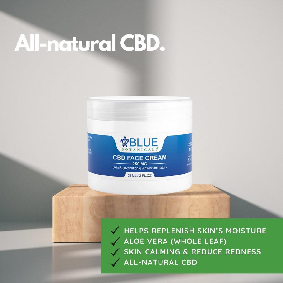 BB CBD Face Cream