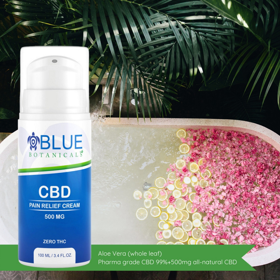 BB CBD Pain Cream